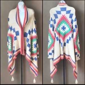 Lauren Ralph Open cardigan Knit